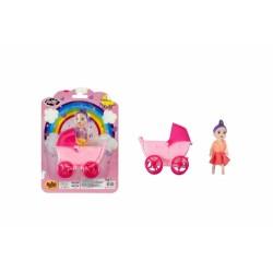 Toptan Arabalı Bebek Oyuncak