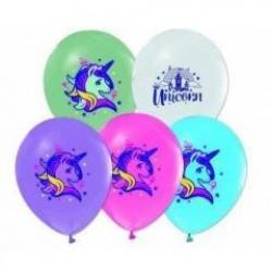 Toptan Unicorn Baskılı Balon