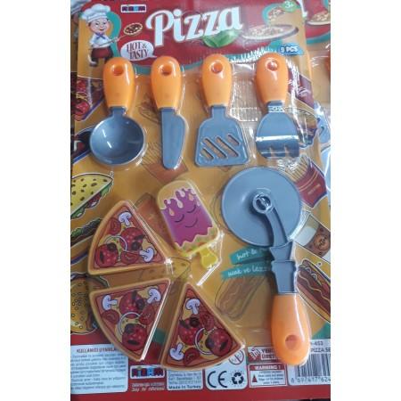 Toptan Pizza Oyuncak Seti