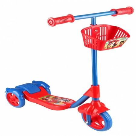 Toptan Scooter 3 Tekerlikli Frenli Erkek Modeli