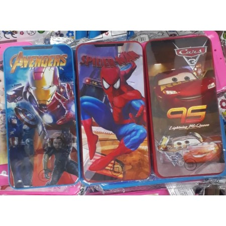 Toptan Yansımalı Cep Telefon Kaptan Amerikalı Örümcek Adamlı Ve Carslı Cep Telefonu