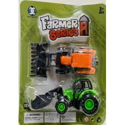 Toptan Oyuncak 2 Li Traktör