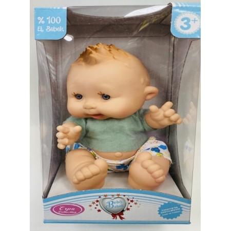 Toptan Bebiş Bebek Oyuncak Et Bebek Kutulu