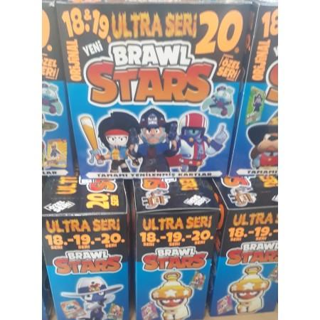 Toptan Brawl Stars Kart Oyunu 18 19 20 Ultra Seri