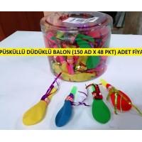 Toptan Düdüklü Balon