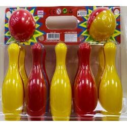 Toptan Bowling Oyuncak 10 Lu