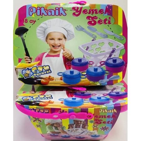 Toptan Oyuncak Piknik Seti