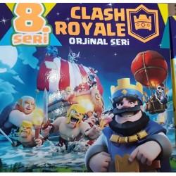 Toptan Clash Royale 8. Seri