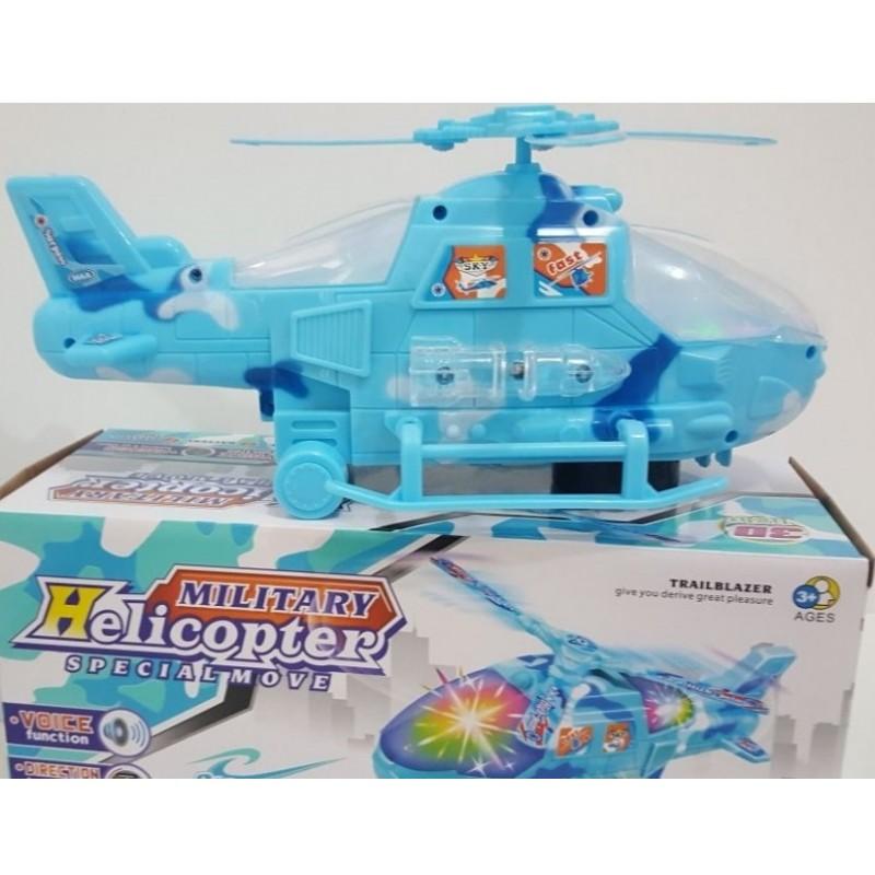 Toptan Pilli Helikopter Askeri